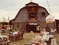 Clemo's wedding / Ideas for a rustic wedding