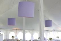 Lilac wedding for Adri