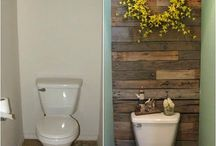 BATHROOM & TOILET / bathroom, toilet, interior, design, house