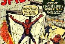 """Комиксы The Amazing Spider-Man (1963) / Все обложки к комиксах из серии """"The Amazing-Spider-Man"""" (1963)."""