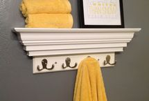 Bathroom makeover / by Angela Watnemo Dietel