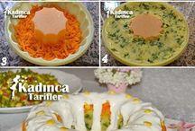 salata meze pasta