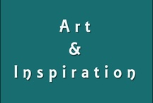 Art & Inspiration / This is just a divider for my art and inspiration boards.