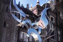 Paseando en Puebla / Una mirada a la hermosa ciudad de Puebla de los Ángeles en el estado de Puebla México / by Lidia Nava Turismo
