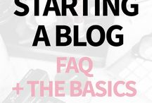 Blogging / All things blogging.
