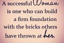 Successful women...!!!