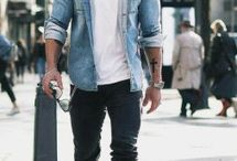 Men jeans outfits