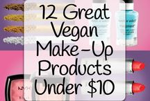 Cruelty-Free Beauty / Cruelty-free beauty products, non-tested ingredients, animal free cosmetics.