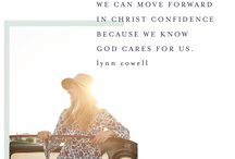 Make Your Move: Finding Unshakable Confidence Despite Your Fears & Failures / Has there been a time when circumstances were less than perfect and your confidence was shaken? Find confidence in God alone through Make Your Move Bible Study by Lynn Cowell.