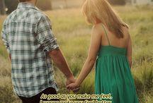 Fall in Love <3 / by Lexie Marie
