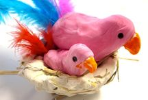 Mother's Day Kids Craft Ideas / by The Crafty Crow