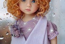 bambole di Anna effner