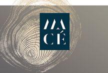 identité Macé / Nouvelle identité pour la maison Macé, créatrice de mobilier haute couture