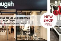 NEW SHOPS / by Fullah Sugah