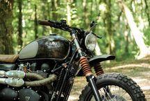 Triumph Scrambler by BAAK Motorcycles