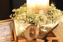 wedding ウェルカムスペース
