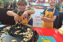 Let's Cook Summer 2016 / Our free, fun and practical cooking courses are giving children the skills and confidence they need to get hands-on in the kitchen throughout the summer holidays in Tesco stores all over the UK. Part of The Tesco Eat Happy Project. More info here: https://www.eathappyproject.com/parents/