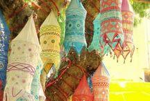 Boho Gypsy / Bohemian Boho Gypsy Style Home Decor Wedding Suncatchers Dream Catchers Maxi Skirts