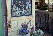 building a floral shop ideas