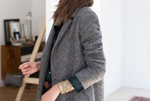 Manteau et veste