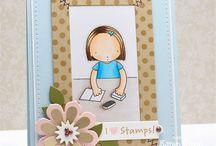 открытки просто
