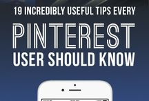 Tips on Pinterest