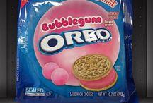 Oreo flavours