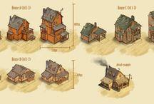 house concept art