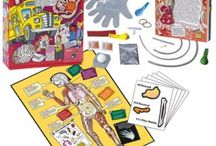 Small Fry Science Lab  / A fascinating compendium of scientifically stimulating findings in the fields of children's books, toys and media to guide the shopping habits of adults for the young science lovers in their lives.