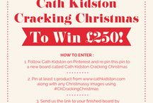Cath Kidston Cracking Christmas / My Cath Kidston Cracking Christmas Board ❄️