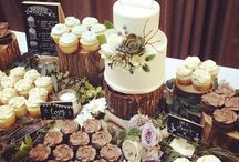Cake Table Wedding