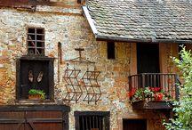 Alsace farms