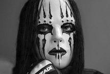 Heavy Metal Band Slipknot Horror Mask