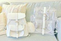 CRYSTAL CLEAR Backpacks