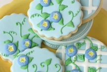 Cookies and cakes / by Becky Goodliff