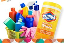 The Horace Mann Closet to Classroom Clean Sweep / by Stephenie Sutton