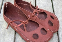 Moccasins, Shoe Making / All about making shoes. And some inspiration, too.