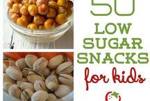 Low sugar family food