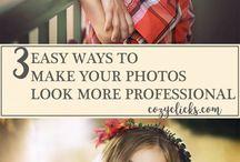 Leysha photo tips