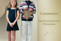 Vicolungo The Style Outlets / Il nuovo outlet Cashmrino è aperto al Vicolungo The Style Outlets!