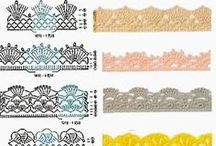 Crochet...pattern bordi