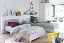 Chambres Enfants et Joie de vivre