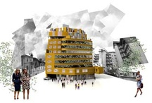 architecture drawings / by Aio Ast