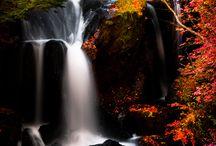 Nature   ( Waterfalls )
