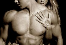 Sexy Fitness Couple