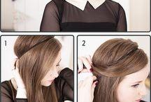 Saskia's Hair and Make-up