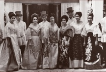 filipiniana dress / by Arlene Battung