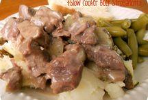 Recipes-Beef / by Tara Brewer Kramer