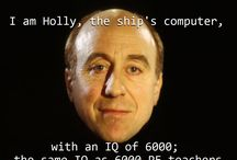 Holly / All the best photos and quotes featuring Holly from Red Dwarf.
