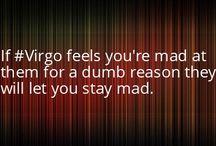 Virgo / Virgo sayings